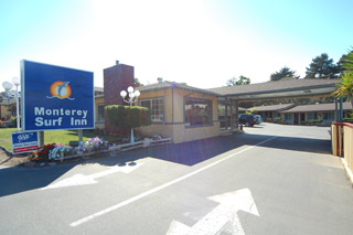 Monterey Surf Inn