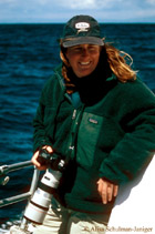 Marine Biologist Nancy Black